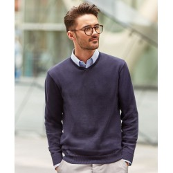 SWETER MĘSKI V-NECK KNITTED
